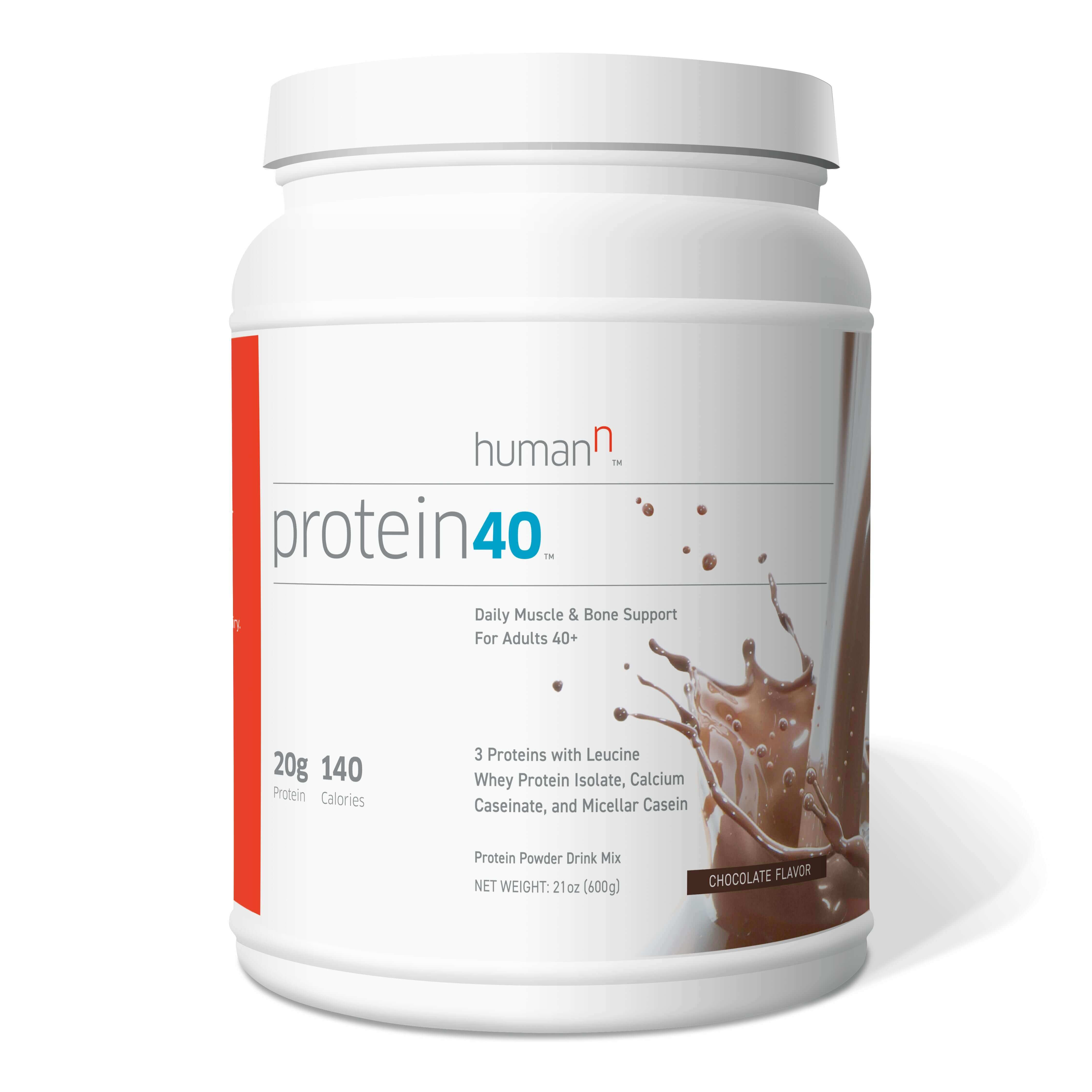 Protein40® | For Daily Muscle and Bone Health | HumanN
