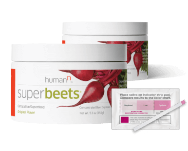 SuperBeets with Strips