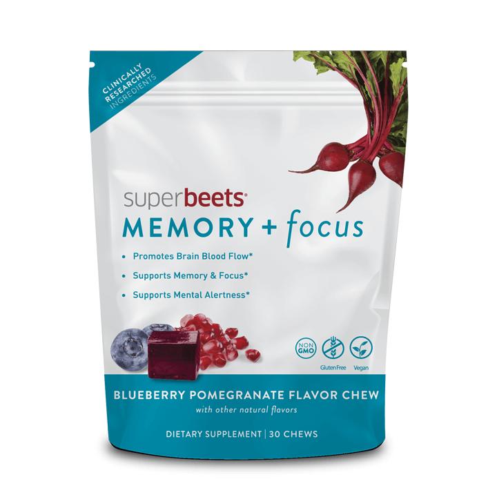 NEW SuperBeets® Memory & Focus
